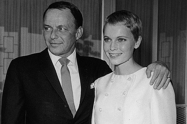 Жена Фрэнка Синатры — личная жизнь