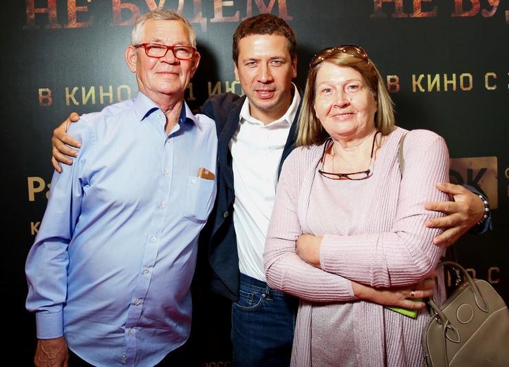Жена Андрея Мерзликина — личная жизнь