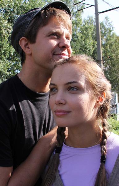 Жена Сергея Перегудова