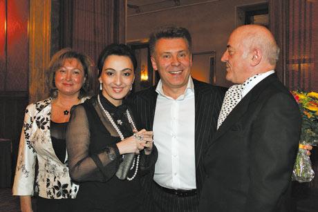 Жена Владимира Березина — личная жизнь