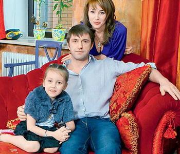 Муж Ольги Филипповой — личная жизнь