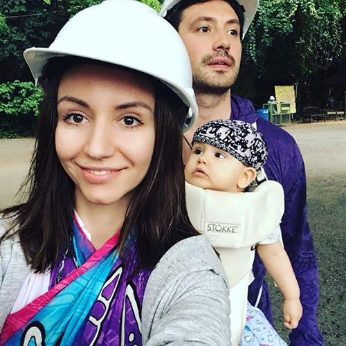 Жена Алексея Анищенко — личная жизнь