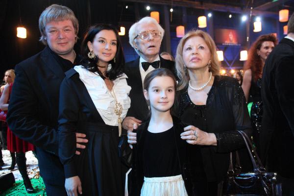 Жены Олега Стриженова — личная жизнь