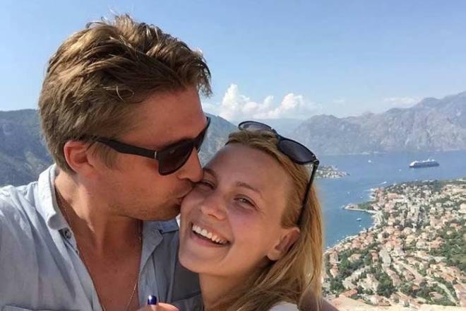 Жена Дмитрия Пчелы — личная жизнь