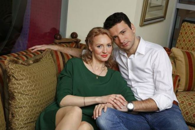 Антон Хабаров с женой — фото, личная жизнь
