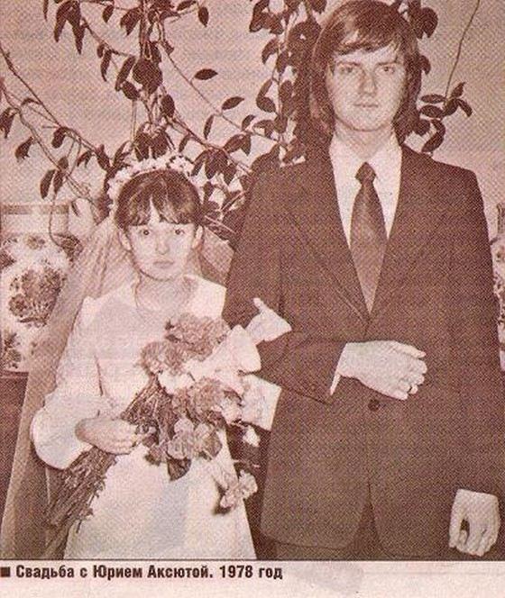 Юрий Аксюта с женой — кто новая избранница телепродюсера