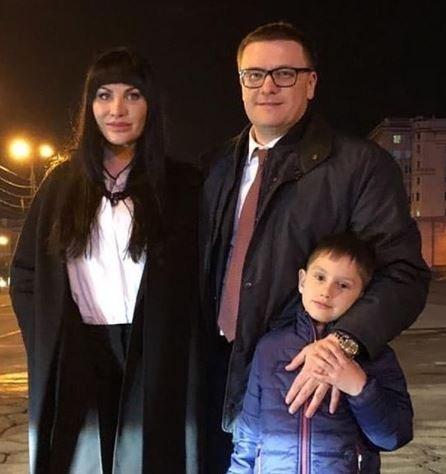 Жена Алексея Текслера — личная жизнь