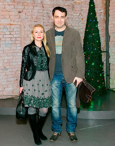 Жена Константина Юшкевича