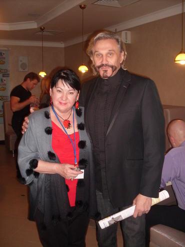 Жена Анатолия Алешина