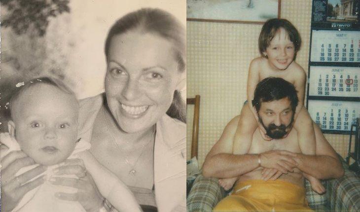 Жена Павла Худякова