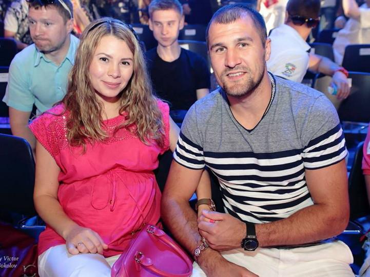 Жена Сергея Ковалева