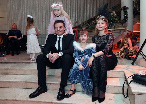 Жена Алексея Учителя