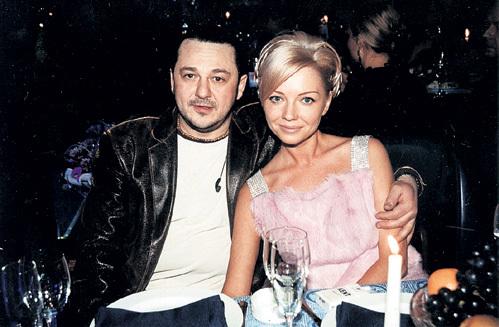 Жена Игоря Саруханова