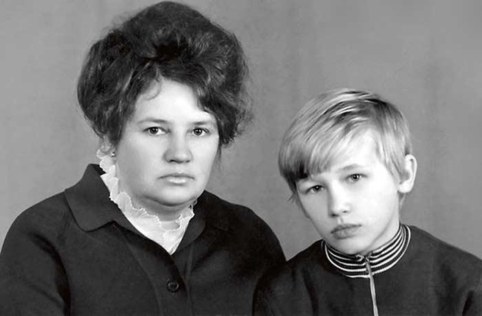 Жена Олега Фомина