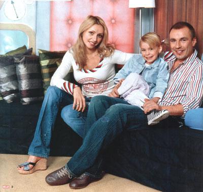 Муж Татьяны Навки — фото, личная жизнь, дети, новости