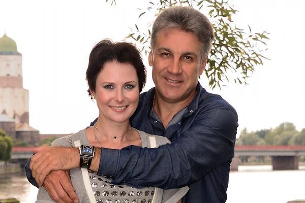 Жена Алексея Пиманова — фото, личная жизнь, дети